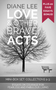 Love & Other Brave Acts - Collections 1-3 plus bonus book